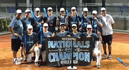 Myrtle Beach Nationals Baseball The Best Beaches In World